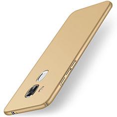 Huawei G9 Plus用ハードケース プラスチック 質感もマット M01 ファーウェイ ゴールド