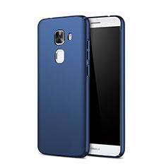 Huawei G9 Plus用ハードケース プラスチック 質感もマット M01 ファーウェイ ネイビー
