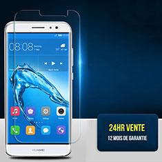 Huawei G9 Plus用強化ガラス 液晶保護フィルム T02 ファーウェイ クリア