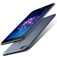 Huawei GR3 (2017)用ハードケース プラスチック 質感もマット ファーウェイ ネイビー
