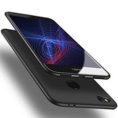 Huawei GR3 (2017)用極薄ソフトケース シリコンケース 耐衝撃 全面保護 S02 ファーウェイ ブラック
