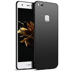 Huawei GR3 (2017)用ハードケース プラスチック 質感もマット M04 ファーウェイ ブラック