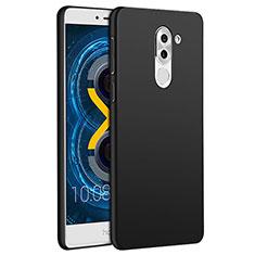 Huawei GR5 (2017)用ハードケース プラスチック 質感もマット M01 ファーウェイ ブラック