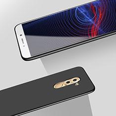 Huawei GR5 (2017)用ハードケース プラスチック 質感もマット M06 ファーウェイ ブラック