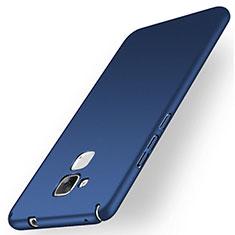 Huawei GR5 Mini用ハードケース プラスチック 質感もマット M01 ファーウェイ ネイビー