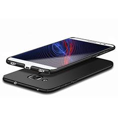 Huawei GR5 Mini用ハードケース プラスチック 質感もマット M03 ファーウェイ ブラック