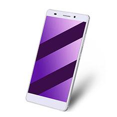 Huawei GR5 Mini用アンチグレア ブルーライト 強化ガラス 液晶保護フィルム ファーウェイ ネイビー