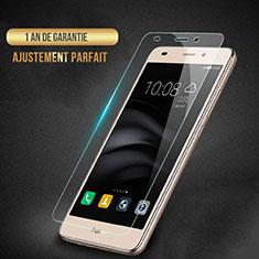 Huawei GR5 Mini用強化ガラス 液晶保護フィルム T03 ファーウェイ クリア