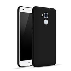 Huawei GT3用ハードケース プラスチック 質感もマット ファーウェイ ブラック