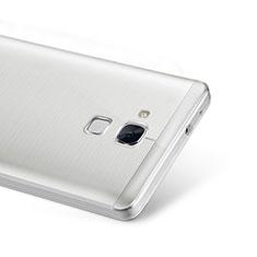 Huawei GT3用極薄ソフトケース シリコンケース 耐衝撃 全面保護 クリア透明 ファーウェイ クリア