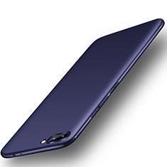 Huawei Honor 10用極薄ソフトケース シリコンケース 耐衝撃 全面保護 S01 ファーウェイ ネイビー