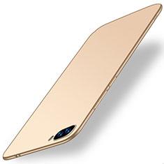 Huawei Honor 10用ハードケース プラスチック 質感もマット M01 ファーウェイ ゴールド