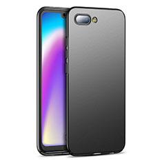 Huawei Honor 10用ハードケース プラスチック 質感もマット ファーウェイ ブラック