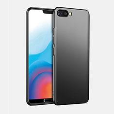 Huawei Honor 10用ハードケース プラスチック 質感もマット M04 ファーウェイ ブラック