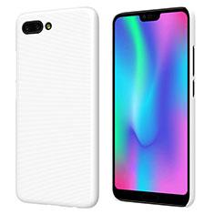 Huawei Honor 10用ハードケース プラスチック 質感もマット M05 ファーウェイ ホワイト