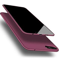 Huawei Honor 10用極薄ソフトケース シリコンケース 耐衝撃 全面保護 S04 ファーウェイ パープル