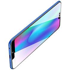 Huawei Honor 10用強化ガラス フル液晶保護フィルム F02 ファーウェイ ブラック