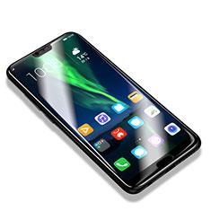 Huawei Honor 10用強化ガラス フル液晶保護フィルム F08 ファーウェイ ブラック