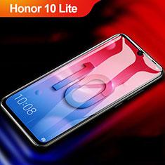 Huawei Honor 10 Lite用強化ガラス フル液晶保護フィルム F04 ファーウェイ ブラック