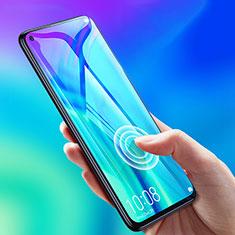 Huawei Honor 20用強化ガラス フル液晶保護フィルム ファーウェイ ブラック