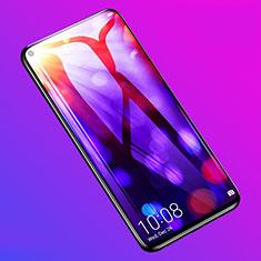 Huawei Honor 20用強化ガラス フル液晶保護フィルム アンチグレア ブルーライト ファーウェイ ブラック