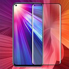 Huawei Honor 20用強化ガラス フル液晶保護フィルム F04 ファーウェイ ブラック