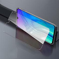 Huawei Honor 20 Lite用強化ガラス 液晶保護フィルム T03 ファーウェイ クリア