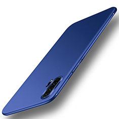 Huawei Honor 20 Pro用極薄ソフトケース シリコンケース 耐衝撃 全面保護 S01 ファーウェイ ネイビー