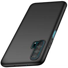Huawei Honor 20 Pro用ハードケース プラスチック 質感もマット カバー P02 ファーウェイ ブラック