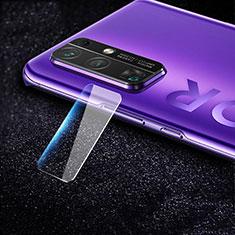 Huawei Honor 30用強化ガラス カメラプロテクター カメラレンズ 保護ガラスフイルム ファーウェイ クリア