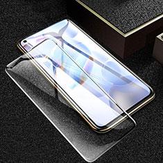 Huawei Honor 30用強化ガラス フル液晶保護フィルム ファーウェイ ブラック