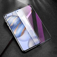Huawei Honor 30用アンチグレア ブルーライト 強化ガラス 液晶保護フィルム B01 ファーウェイ クリア