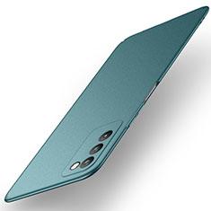 Huawei Honor 30 Lite 5G用ハードケース プラスチック 質感もマット カバー M01 ファーウェイ グリーン