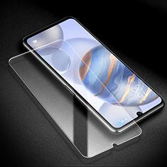 Huawei Honor 30 Lite 5G用強化ガラス 液晶保護フィルム ファーウェイ クリア