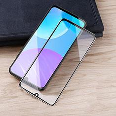 Huawei Honor 30 Lite 5G用強化ガラス フル液晶保護フィルム ファーウェイ ブラック