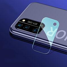 Huawei Honor 30 Pro用強化ガラス カメラプロテクター カメラレンズ 保護ガラスフイルム C01 ファーウェイ クリア