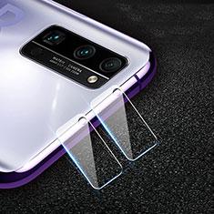 Huawei Honor 30 Pro用強化ガラス カメラプロテクター カメラレンズ 保護ガラスフイルム C02 ファーウェイ クリア