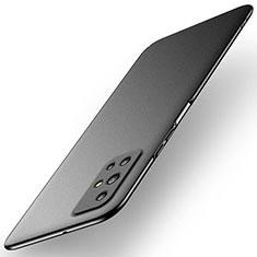 Huawei Honor 30S用ハードケース プラスチック 質感もマット カバー M02 ファーウェイ ブラック