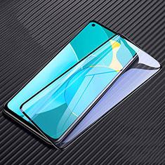 Huawei Honor 30S用強化ガラス フル液晶保護フィルム F03 ファーウェイ ブラック