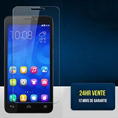 Huawei Honor 3C用強化ガラス 液晶保護フィルム T02 ファーウェイ クリア