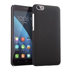 Huawei Honor 4X用ハードケース プラスチック 質感もマット ファーウェイ ブラック