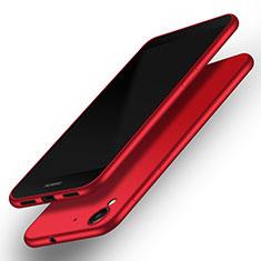 Huawei Honor 5A用ハードケース プラスチック 質感もマット M01 ファーウェイ レッド