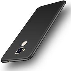 Huawei Honor 5C用極薄ソフトケース シリコンケース 耐衝撃 全面保護 S01 ファーウェイ ブラック
