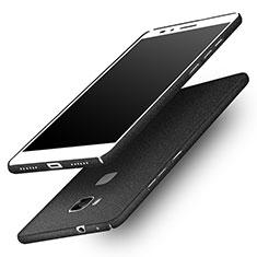 Huawei Honor 5X用ハードケース カバー プラスチック ファーウェイ ブラック