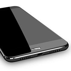 Huawei Honor 6A用強化ガラス フル液晶保護フィルム F02 ファーウェイ ブラック