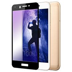 Huawei Honor 6A用強化ガラス フル液晶保護フィルム F01 ファーウェイ ブラック