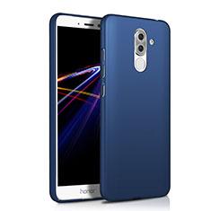 Huawei Honor 6X用ハードケース プラスチック 質感もマット M03 ファーウェイ ネイビー