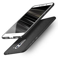 Huawei Honor 6X用ハードケース カバー プラスチック Q01 ファーウェイ ブラック