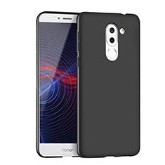 Huawei Honor 6X用ハードケース プラスチック 質感もマット M04 ファーウェイ ブラック