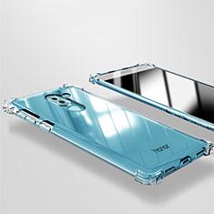 Huawei Honor 6X用極薄ソフトケース シリコンケース 耐衝撃 全面保護 クリア透明 T09 ファーウェイ クリア